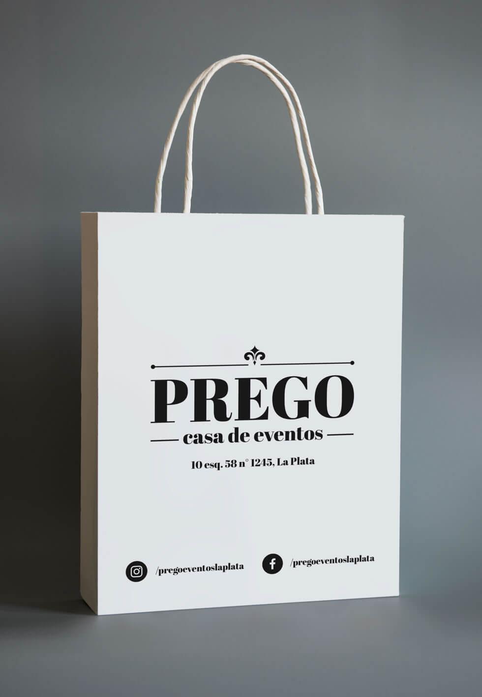 Bolsa Prego