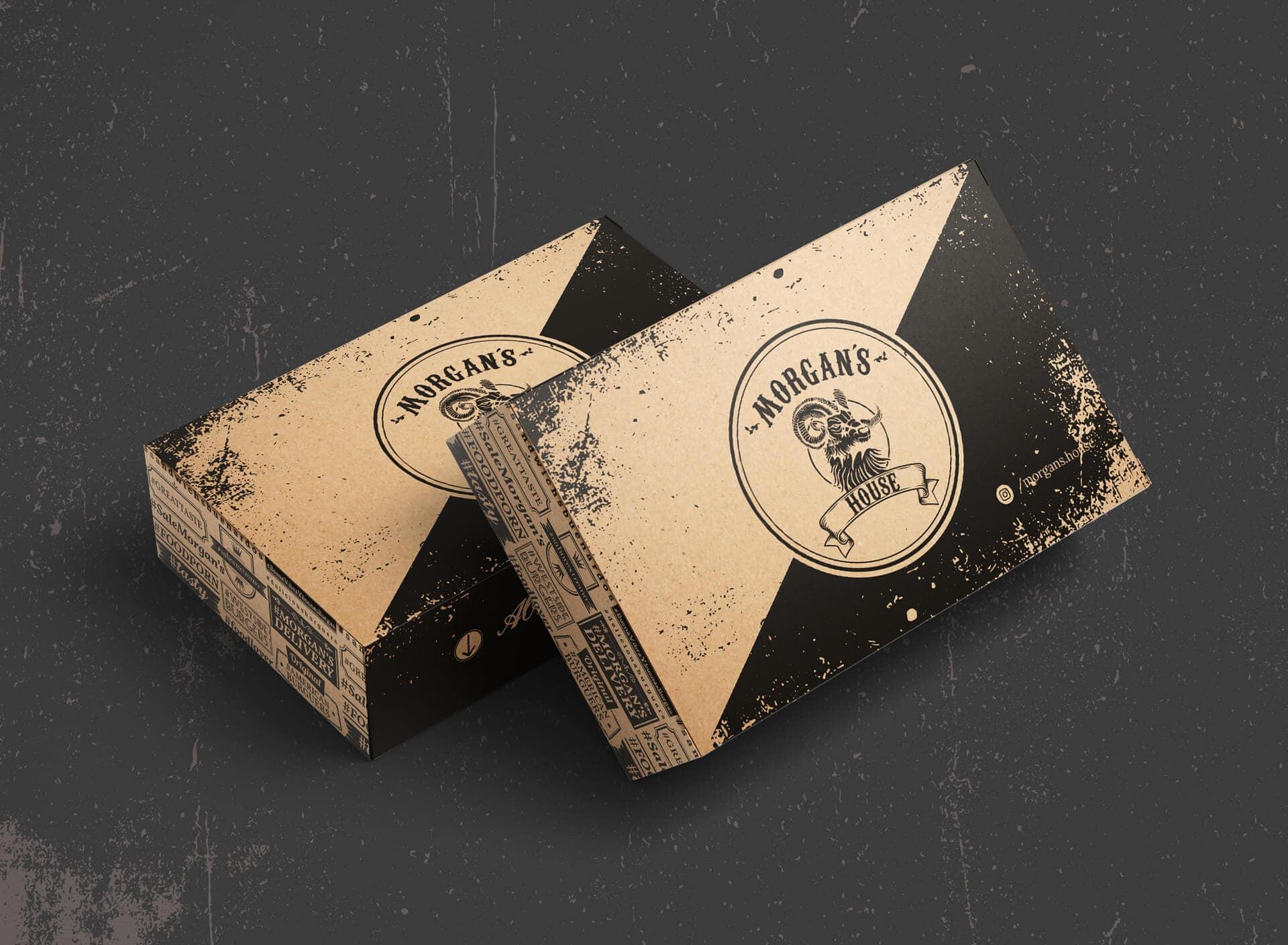 Packaging Morgans