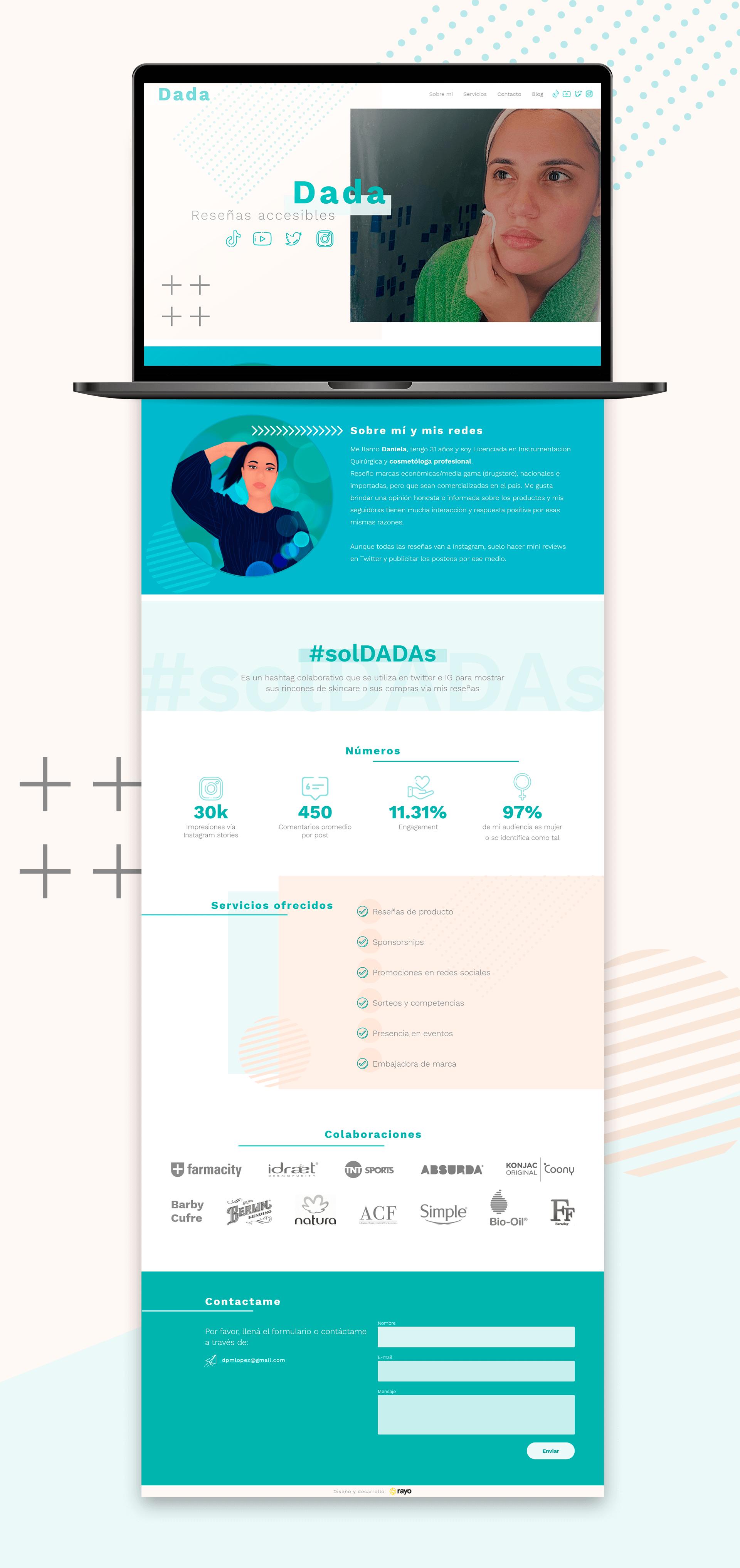 Web Dadatina